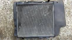 Радиатор охлаждения двигателя. Toyota Hilux Surf, VZN185W Двигатель 5VZFE