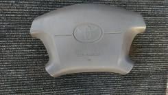 Подушка безопасности. Toyota Hilux Surf, VZN185W Двигатель 5VZFE