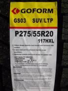 Goform GS03. Летние, 2016 год, без износа, 4 шт