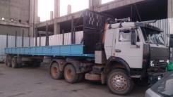 Камаз 54115. , 10 000 куб. см., 18 305 кг.