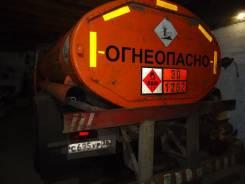 МАЗ 5337. Продам бензавоз МАЗ5337 два отсека8800, 11 000куб. см., 7 500кг., 6x2