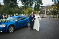 Прокат свадебного автомобиля. С водителем
