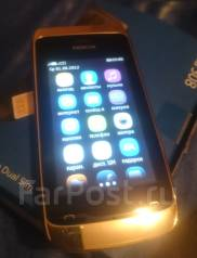 Nokia Asha 308 Dual SIM. Б/у