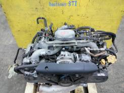 Двигатель. Subaru Impreza, GH7 Двигатель EJ203