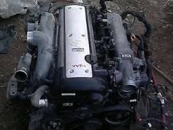 Двигатель в сборе. Toyota Porte