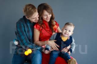 Фотосессии семейные.