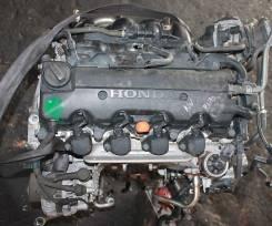 Двигатель в сборе. Honda Crossroad Honda Civic Honda Stream Honda FR-V Двигатели: R18A, R18A1