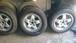 Хорошие колеса R15 с 30 выносом. 6.5x15 5x114.30 ET30