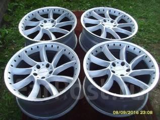 Bridgestone Lowenzahn. 8.5/9.5x19, 5x114.30, ET35/38