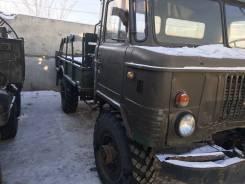 ГАЗ 66. Газ66, 6 000 куб. см., 7 000 кг.