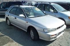 Subaru Impreza. Полный комплект 2000 год