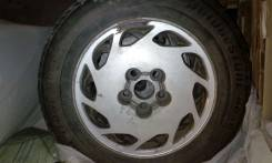 Комплект автомобильных колёс 114.3 *5 205/65/R15. x15 5x114.30 ЦО 60,1мм.