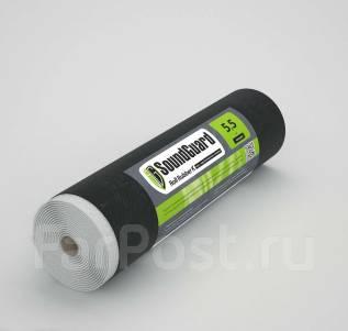 Звукоизоляция - гидроизоляционная подложка SoundGuard Roll Rubber K