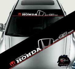 Дефлектор лобового стекла. Honda