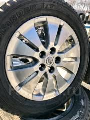 Toyota. 7.0x17, 5x114.30, 5x114.30, ET45
