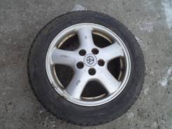 Toyota. 6.5x16, 5x114.30, ET50, ЦО 75,0мм.