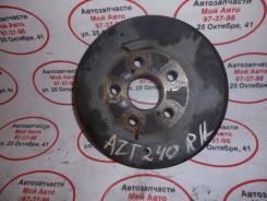 Тормозной барабан Toyota Premio, левый задний