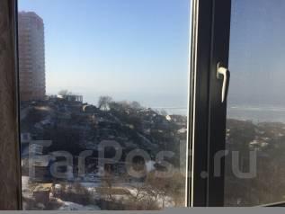 1-комнатная, улица Кирова 31. Вторая речка, частное лицо, 33 кв.м. Вид из окна днём