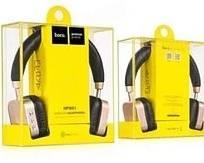 Беспроводные наушники Hoco Wireless Headphones Bluetooth V4.1 Aluminiu