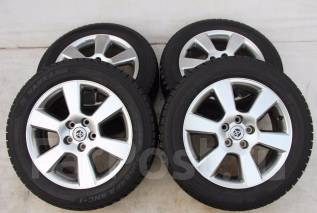 Колёса с шинами =Toyota= R17! Протектор 12 мм! (№ 50753). 6.5x17 5x114.30 ET35
