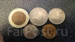 Продам набор монет ГКЧП 1991 год