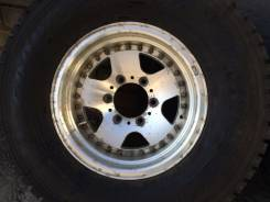 Bridgestone. 7.0x15, 6x139.70, ET-13