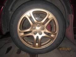 Subaru Forester. x17, 5x100.00, ET55, ЦО 56,1мм.