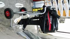 Hondex. 9,80л.с., 2х тактный, бензин, нога S (381 мм), Год: 2011 год