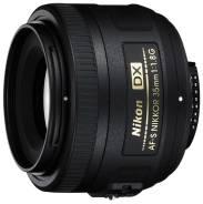 Nikkor 35mm f1.8. Для Nikon, диаметр фильтра 52 мм
