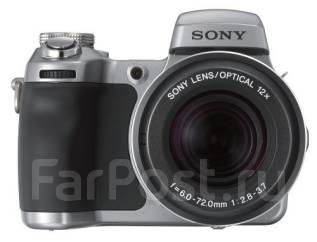 Sony Cyber-shot DSC-H1. 5 - 5.9 Мп, зум: 12х
