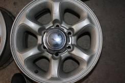Mitsubishi Pajero. 7.0x15, 6x139.70, ET15, ЦО 108,0мм.