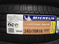 Michelin Latitude Tour HP. Летние, 2013 год, без износа, 4 шт