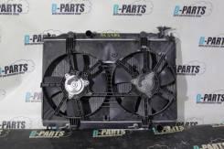 Радиатор охлаждения двигателя. Nissan Murano, PNZ50 Двигатель VQ35DE