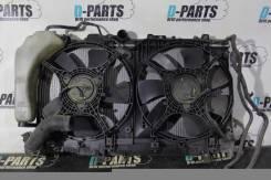 Радиатор охлаждения двигателя. Subaru Impreza, GDB Двигатель EJ207