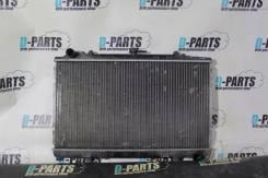 Радиатор охлаждения двигателя. Nissan Silvia, S13 Двигатель SR20DE