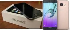 Apple iPhone 5s 16Gb. Б/у