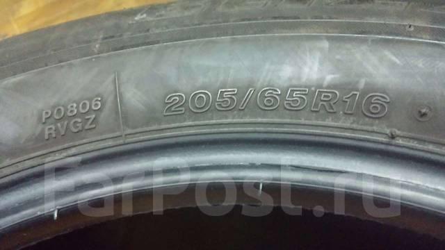 Bridgestone. Зимние, без шипов, 2010 год, износ: 5%, 4 шт