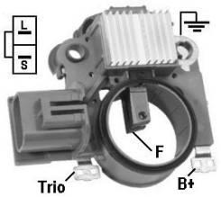 Регулятор напряжения 4D56 MD618735, MD619167
