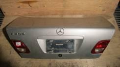 Багажный отсек. Mercedes-Benz E-Class, W210