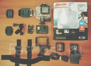 Экшн-камера Amkov Amk7000s во Владивостоке. 10 - 14.9 Мп, без объектива