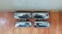 Ручка двери внешняя. Toyota Aristo, JZS161, JZS160 Двигатели: 2JZGE, 2JZGTE
