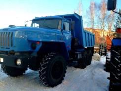 Урал 55571. Самосвал В наличии, 1 500 куб. см., 10 000 кг.