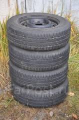 Колеса 4x114.3 185/65R14 Nissan Almera Lacetti. 5.5x14 4x114.30 ET45 ЦО 66,1мм.