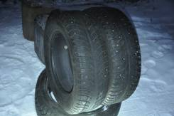 Gislaved Nord Frost V. Зимние, шипованные, износ: 40%, 2 шт