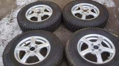 Bridgestone Balminum. 5.5x14, 4x100.00, ET45, ЦО 70,0мм.