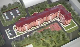 1-комнатная, улица Плеханова 20 (новострой). Центр (мини рынок Исток), частное лицо, 40 кв.м.