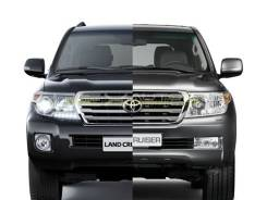 Обвес кузова аэродинамический. Toyota Land Cruiser, UZJ200W, GRJ200, URJ200, URJ202, UZJ200, VDJ200, URJ202W Двигатели: 1VDFTV, 1URFE, 3URFE, 1GRFE, 2...