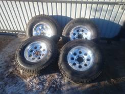 Dunlop Grandtrek SJ6. Зимние, без шипов, 2011 год, износ: 5%, 4 шт