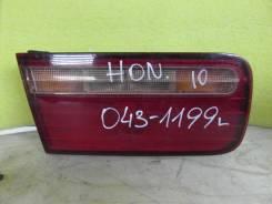 Вставка багажника. Honda Ascot Innova