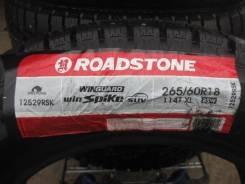 Roadstone Winguard WinSpike. Зимние, шипованные, 2012 год, без износа, 4 шт